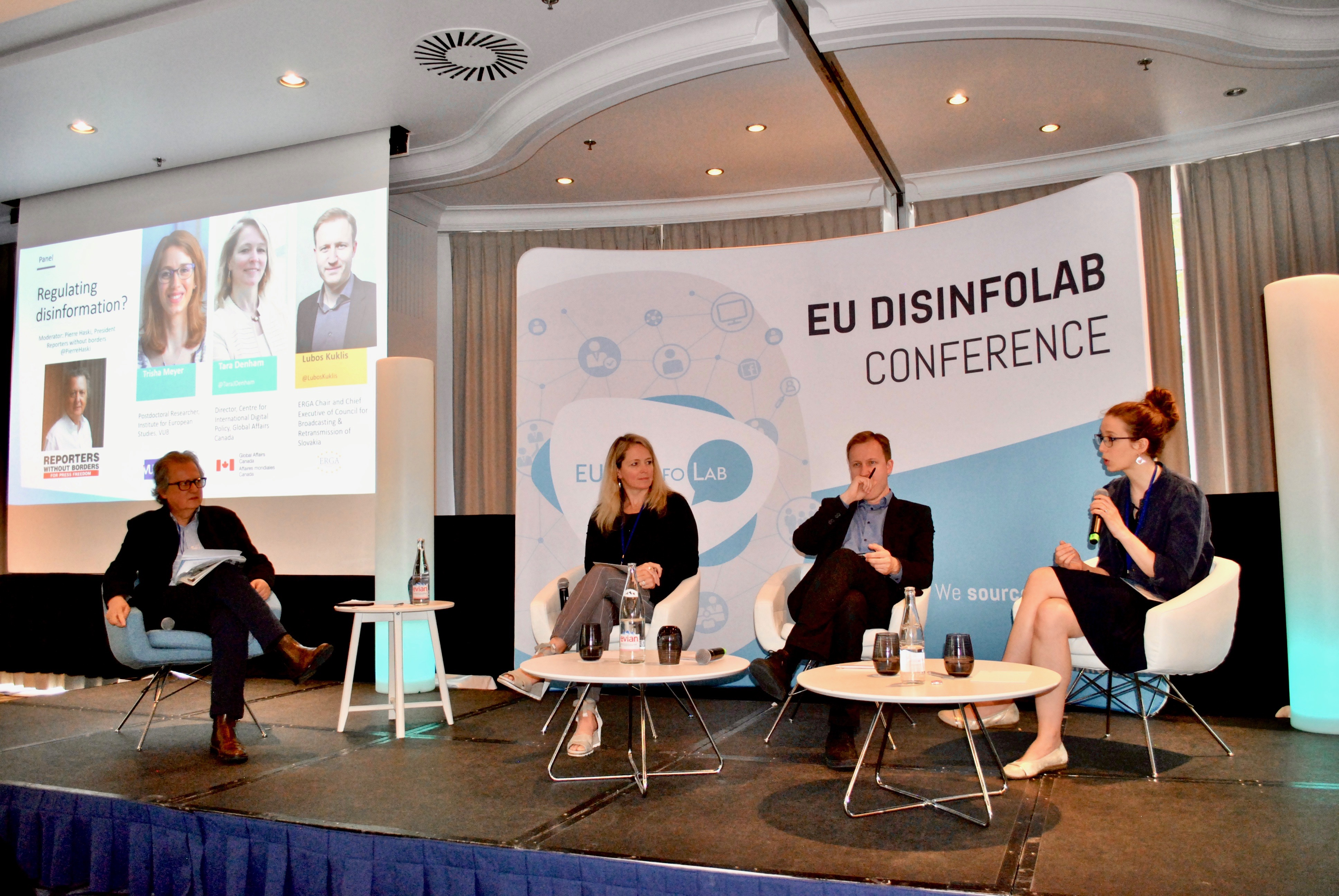 EU DisinfoLab conference 2019 - Fastlane Communication Agency